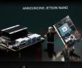 99美元AI计算机来了!英伟达推出嵌入式电脑Jetson Nano和无人驾驶模型车Kaya