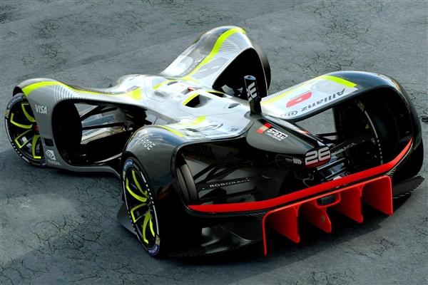 282km/h!英国Robocar刷新自动驾驶汽车最高车速记录