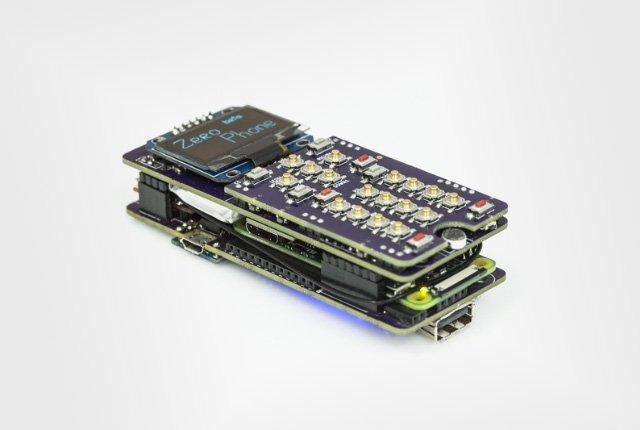 使用树莓派构建您自己的智能手机